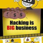 Humour against hacking from Kelsa Media - info@kelsa.dk